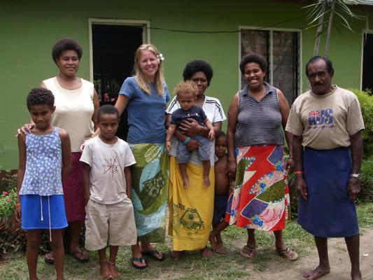 Melanies-Fijian-family
